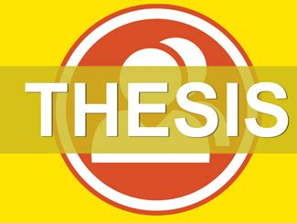 Thesis television
